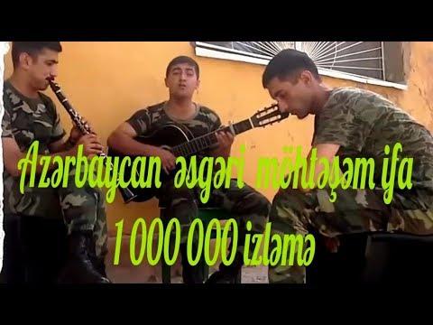 Azerbaycan esgeri mohtesem ifa CANLI...