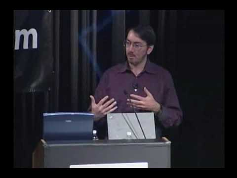 Lessons in Game Design, lecture by Will Wright