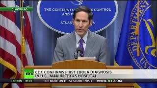 First domestic Ebola case confirmed in US