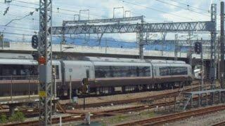 小田急 特急ロマンスカーEXEα(30000形)はこね号新宿行き 小田原駅発車