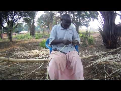 Go Rider Bamboo Bike Training in the Congo