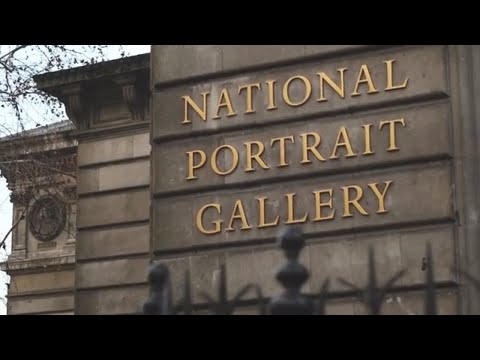 Visit National Portrait Gallery in London with us!