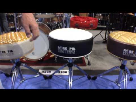 2014 Winter NAMM PorkPie Percussion Deuce Thrones
