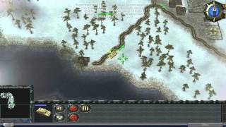 World War III: Black Gold Gameplay #1/87 - U.S.A. Tutorial Lesson 1 - By FlyK