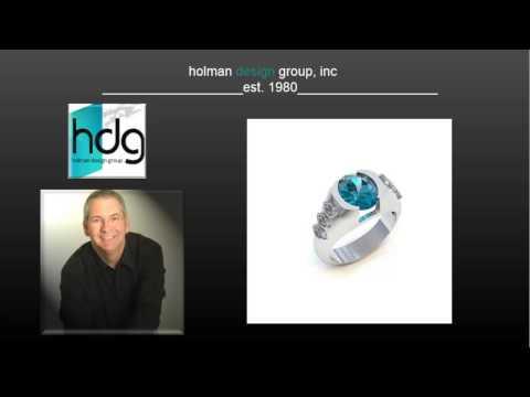 Holman Design Group, Inc. Art Jewelry