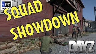 DayZ: MisAdventures - SQUAD SHOWDOWN