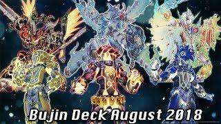 Yu-gi-oh! Bujin Deck August 2018 YgoPro Replays + Decklist