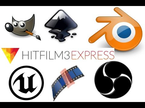 VFX Blender Monday: 5 FREE POWERFUL PROGRAMS