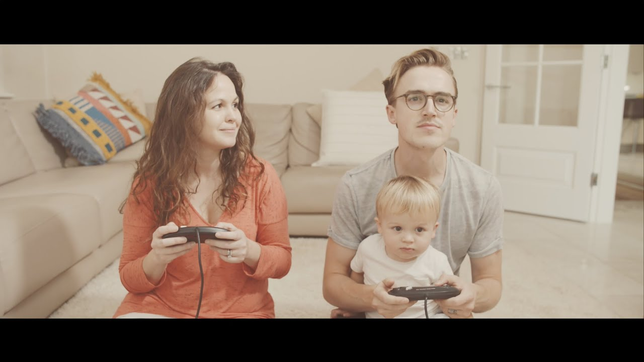 Player 2 YouTube – Baby Announcement Videos