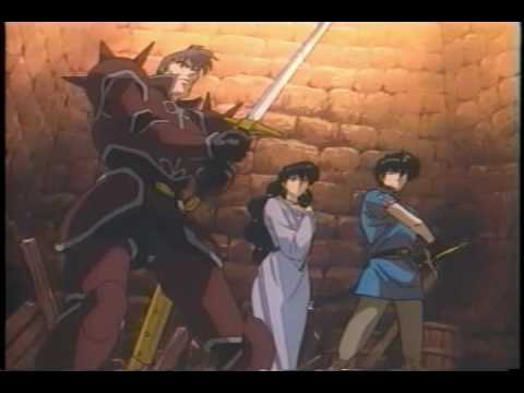 Fire Emblem OAV 1 part 1 of 3 - Japanese with subtitles ( ファイアーエムブレム)
