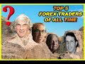 TOP 5 FOREX TRADERS OF ALL TIME  FOREX LIFESTYLE ...
