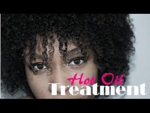 Dry Natural Hair Hot Oil Treatment- Jamaican Black Castor Oil ...