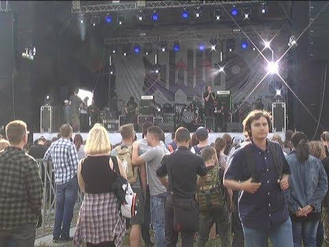Поділля-центр: Рок фестиваль «Rock&Buh» стартував у Хмельницькому