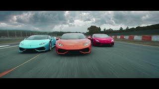 Lamborghini Huracán: Driven by Instinct thumbnail