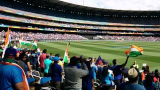 India Bangladesh national anthem world cup 2015