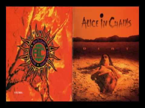 ALICE IN CHAINS DIRT FULL ALBUM HIGH QUALITY