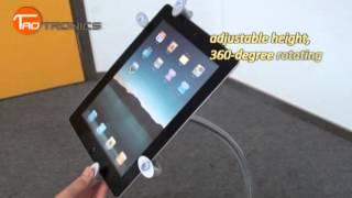 Taotronics Tt-hs01 Floor Standing Rotatable Holder For Ipad / Ipad 2/ Tablet Pcs / E-books