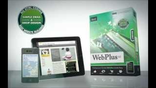 Serif WebPlus X6 Web Design Software - Create a Website Now!