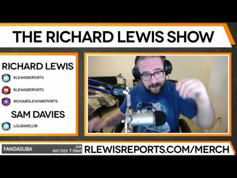 The Richard Lewis Show #89: Right In Front Of My Salad