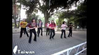 Guo Xin Nian (過新年) - line dance (BM Leong)