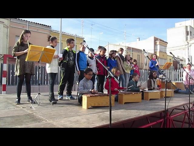 Festival Nadal 2017-18 - 5é Primària - Huahuanacá