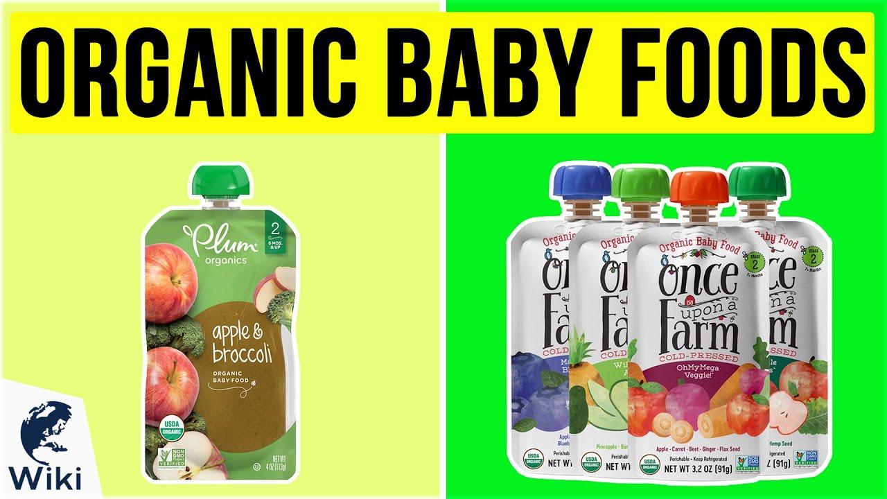 10 Best Organic Baby Foods 2020