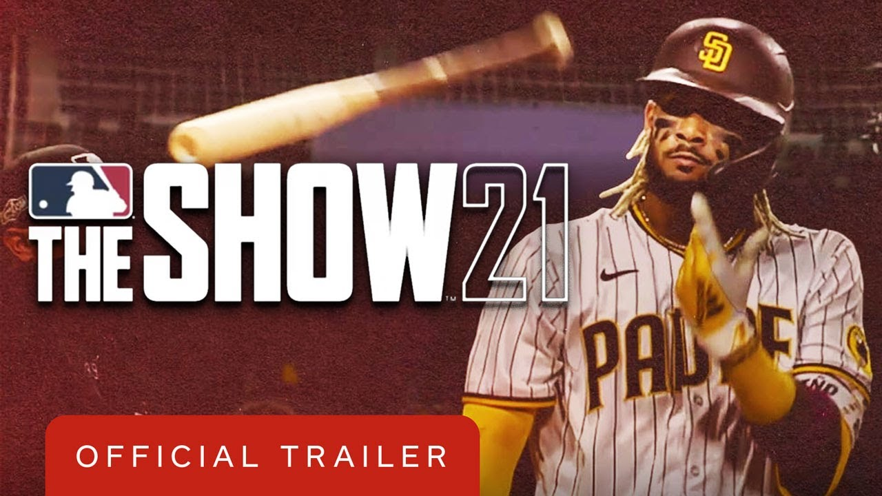 MLB The Show 21 - Official Announcement with Fernando Tatis Jr. Trailer