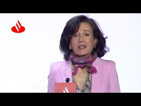 Discurso Ana Botín   Junta General Accionistas 2020   Banco Santander