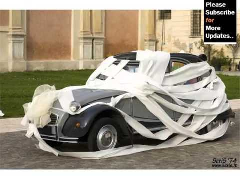 Wedding Cars Ideas Decor Pictures For Vehicle