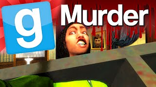 GMod Murder Part 2 - Weirdest Death