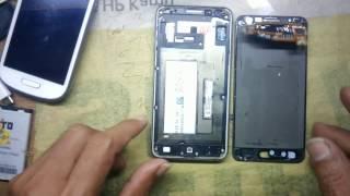 Samsung A300h cara bongkar lcd