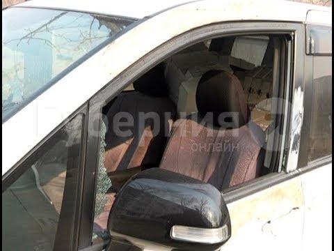 Грабители украли деньги из машины доставщика пиццы в Хабаровске. Mestoprotv