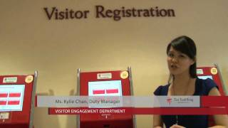 TTSH Visitor Facilitation System