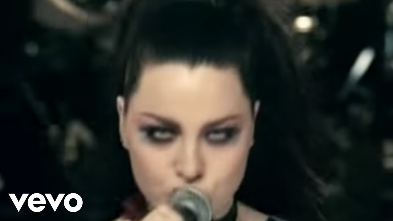 Evanescence - Going Under (Official Music Video)