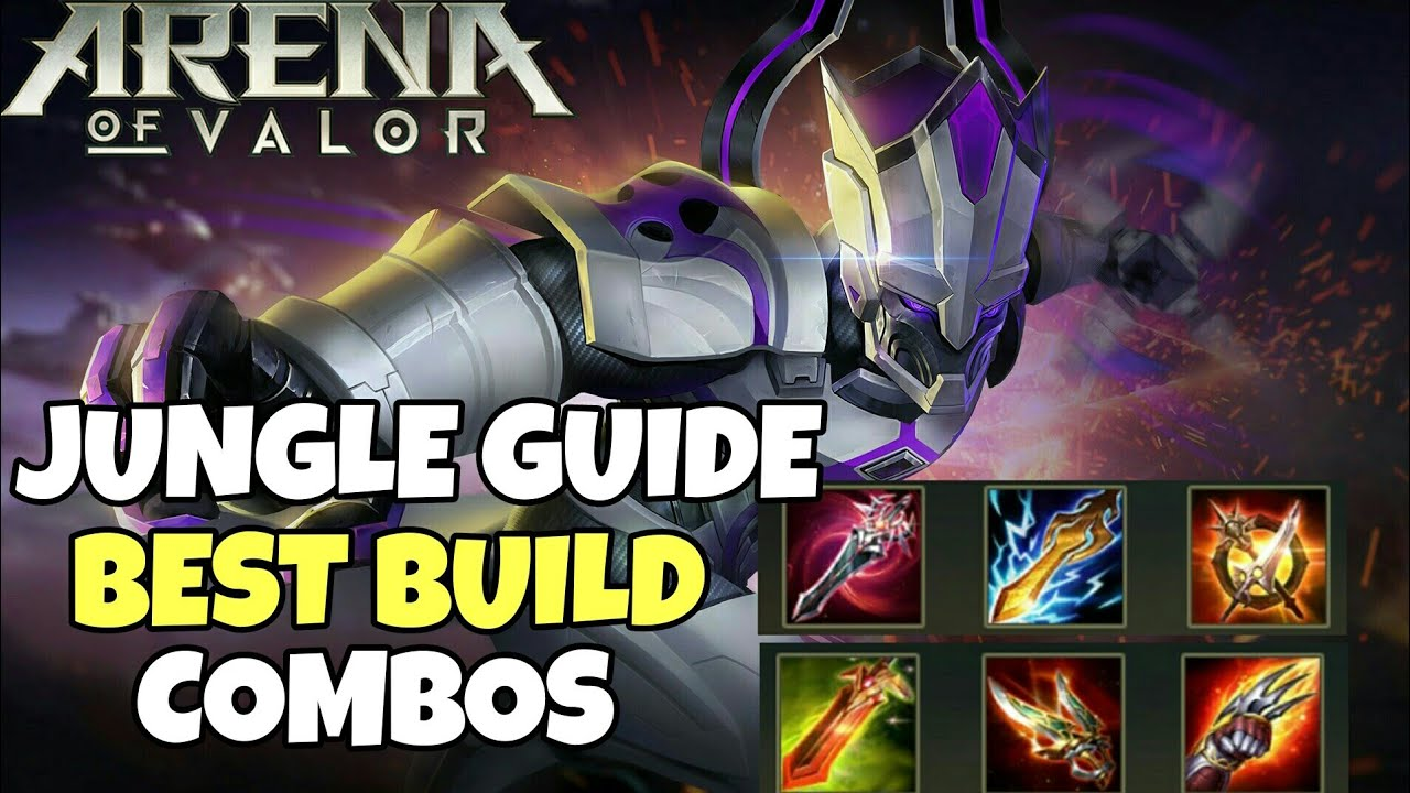 Arena Of Valor Valhein Jungle Guide Combos Best Build