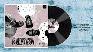 TiC - Love Me Now Official Song (Audio) - Mama Grace