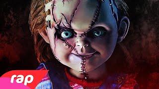 Rap do Chucky (Brinquedo Assassino) - VOU BRINCAR COM VOCÊ | NERD HITS