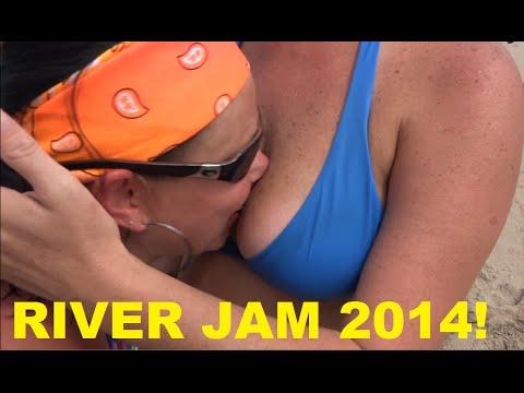 RIVER JAM 2014!! MISSISSIPPI RIVER SHENANIGANS!!