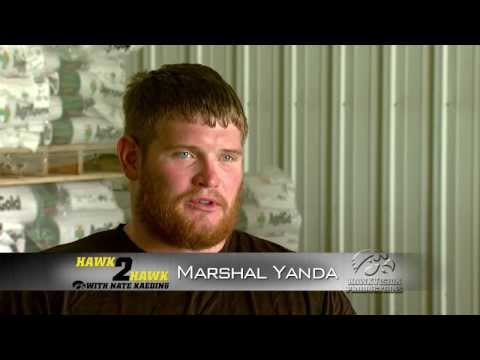 Hawk 2 Hawk with Nate Kaeding - Marshal Yanda - Part 2