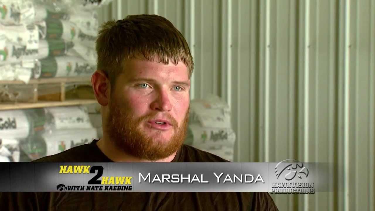Hawk 2 Hawk with Nate Kaeding Marshal Yanda Part 2