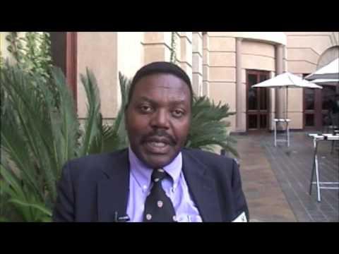 Professor Sam Mhlongo Interview - Pretoria June 2000