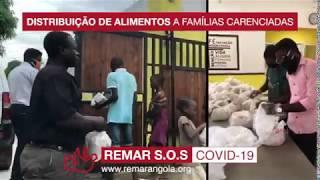 REMAR ANGOLA S.O.S - COVID 19