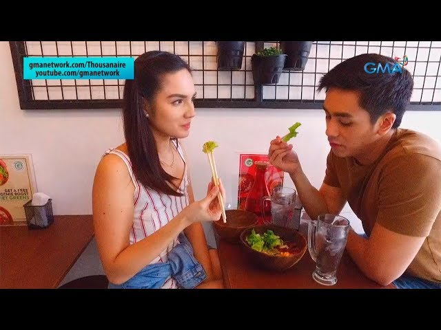 Thousanaire Teaser Ep. 5: Friendly date with Reese Tuazon and Bruno Gabriel