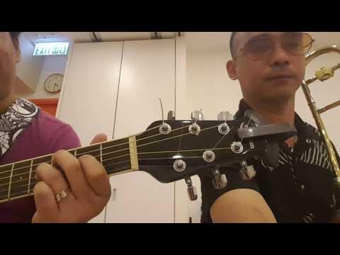 Overjoyed Trombone Cover