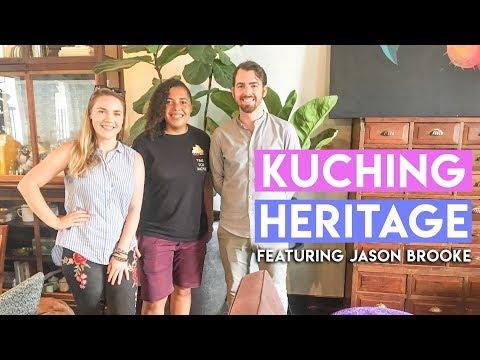 OLD KUCHING - Kampung Heritage Feat. Jason Brooke