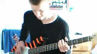 RHCP Cover - Behind the Sun - Bass