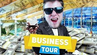 BURŻUJ CHALLENGE! | Business Tour [#42] (With: Dobrodziej, Diabeuu, Plaga)
