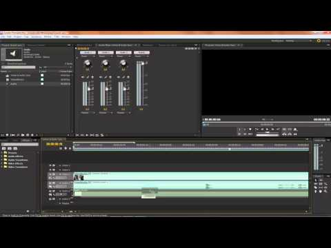 how to get video in sync with audio