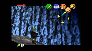 The Legend of Zelda: Ocarina of Time - Cap. 4 - La tumba de la Familia Real