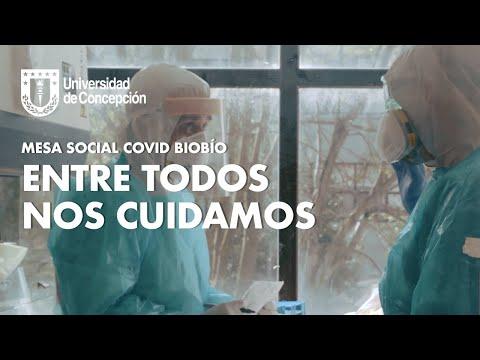 #EntreTodosNosCuidamos: Mesa Social Covid Biobío